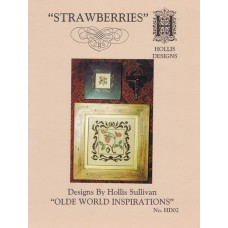 Sale - Hollis Designs - Strawberries