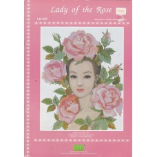 Sale - Pinn Stitch - Lady of the Rose