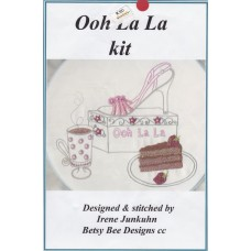 Sale - Betsy Bee Designs - Ooh La La Kit
