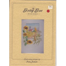 Sale - Betsy Bee Designs - Sunflower Farm