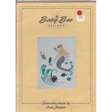 Sale - Betsy Bee Designs - Mermaid