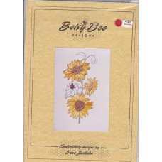 Sale - Betsy Bee Designs - Sunflowers