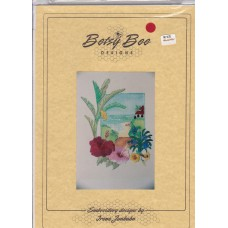 Sale - Betsy Bee Designs - Hibiscus Coast