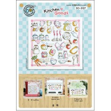 Soda Stitch - 3127 - Kitchen Goods
