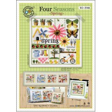 Soda Stitch - 3146 - Four Seasons Spring