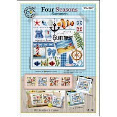 Soda Stitch - 3147 - Four Seasons Summer
