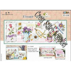 Soda Stitch - G34 - Flower Garden