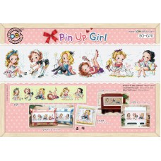 Soda Stitch - G70 - Pin Up Girl