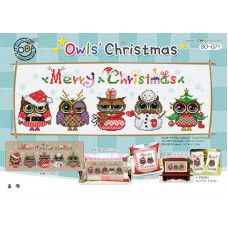 Soda Stitch - G71 - Owl's Christmas