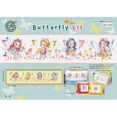 Soda Stitch - G79 - Butterfly Elf