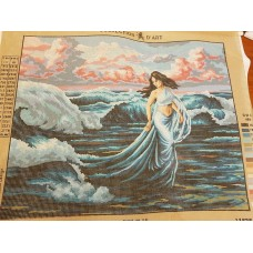 Tapestry Canvas - Lady of the Sea