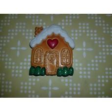 Needleminders - Gingerbread House