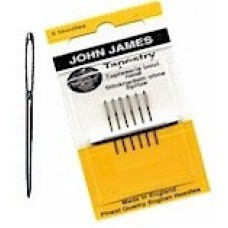 Tools - John James Size 26 Petite Tapestry Needles