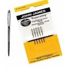 Tools - John James Size 28 Tapestry Petite Needles