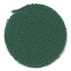 Fabric - Lugana Evenweave Fat Quarter 25 ct Forest Green