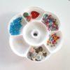 Daisy Dish - Cross Stitch Supplies - Online Cross Stitch Supply Shop