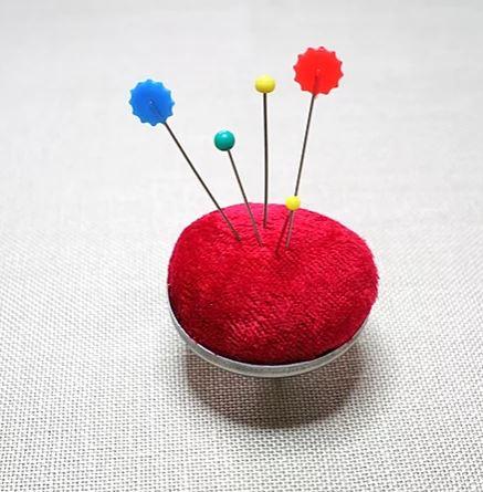 Pin Cushion - Cross Stitch Supplies - Online Cross Stitch Supply Shop